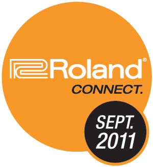 Roland Connect septembre 2011